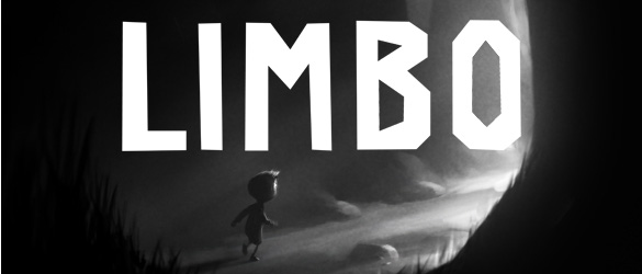 limbo picture in gray and black
